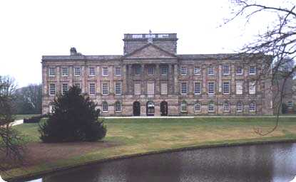 An English great house